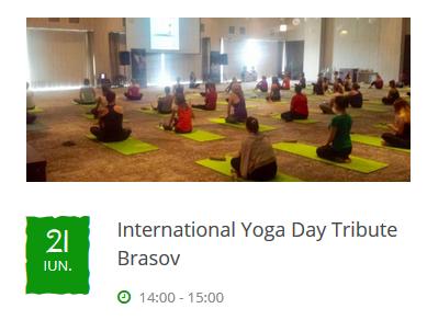 yoga day tribute